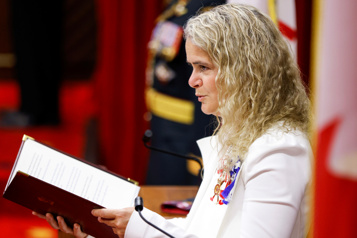 Rapport d'enquête sur le climat de travail Julie Payette quitte ses fonctions de gouverneure générale)