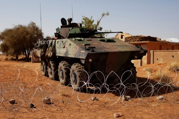 Opération Barkhane Une centaine de djihadistes tués lors d'une opération franco-malienne en janvier)