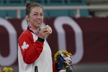 Le bronze pour Catherine Beauchemin-Pinard «Je savais que j'étais capable d'aller chercher une médaille» )