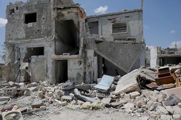 Syrie: 48 morts dans des combats entre régime et djihadistes)