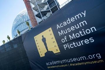Le musée des Oscars ouvrira en septembre)