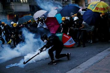 Les Hongkongais appelés à manifester contre le projet de loi sur la sécurité)