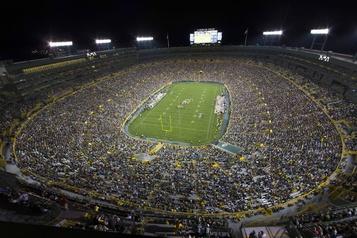 Les Packers gardent espoir d'avoir des spectateurs)