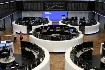 Les Bourses européennes en légère hausse avant la Fed)