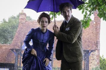 Benedict Cumberbatch et Claire Foy dans The Electrical Life of Louis Wain Le courage d'un peintre excentrique