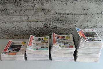 Legault va «tout faire» pour aider les journaux du Groupe Capitales Médias