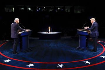 Deuxième débat présidentiel Un débat plus cordial... mais plus négatif)