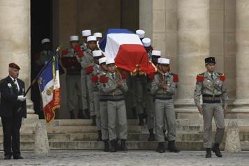 France Hommage à Hubert Germain, dernier des «Compagnons de la Libération»