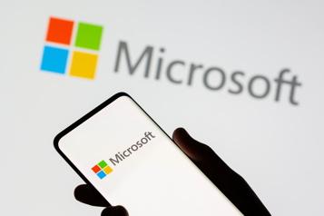 Microsoft termine l'année fiscale avec un bénéfice net de 16,5milliards)