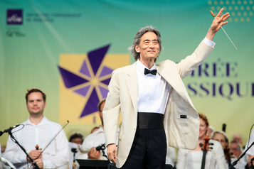 Ultime concert gratuit du maestro Nagano en août