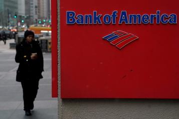 Bank of America double ses profits grâce à la réduction de ses réserves)