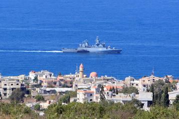 Frontière maritime Premier round de pourparlers inédits entre le Liban et Israël)
