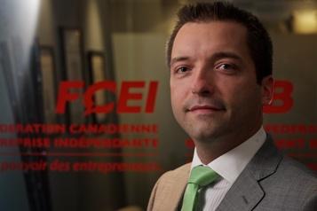 Chute de la confiance des entrepreneurs québécois