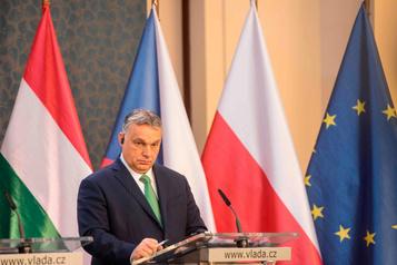 Hongrie:un «coup d'État» au nom de la lutte contre le coronavirus?
