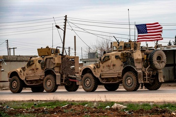 Syrie: rare affrontement entre des forces américaines et une milice prorégime