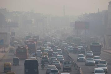 La pollution de l'air associée à de nouveaux problèmes de santé