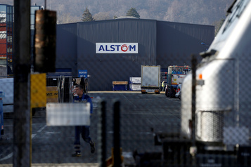 Feu vert des actionnaires d'Alstom au rachat de Bombardier Transport)