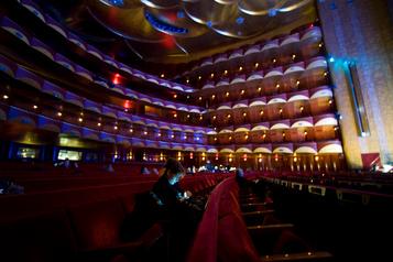 Le Metropolitan Opera annule sa saison2020-21)