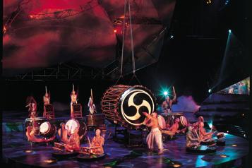 Le Cirque du Soleil annonce son retour à Vegas)
