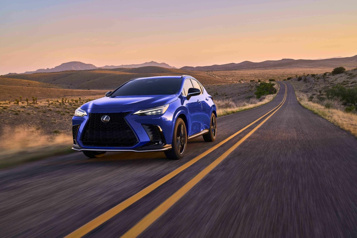 Banc d'essai Lexus NX2022: l'efficacité discrète