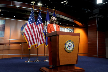 Assaut au Capitole Nancy Pelosi mandate un général à la retraite d'analyser la sécurité )