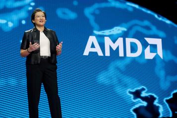 Puces informatiques AMD achète Xilinx pour 35milliards de dollars)
