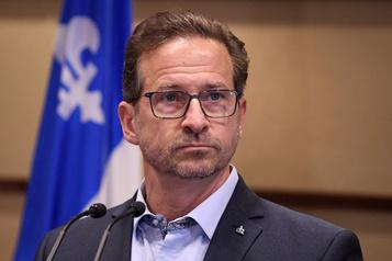 Allégations de nature sexuelle: Yves-FrançoisBlanchet se défend)