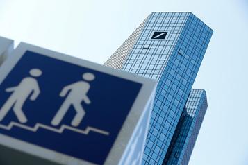 États-Unis Deux anciens banquiers de la Deutsche Bank jugés coupables de fraude)