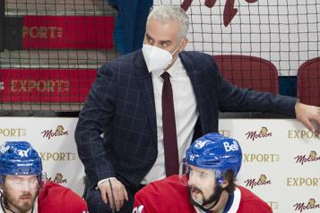 Canadien de Montréal Dominique Ducharme déclaré positif à la COVID-19)