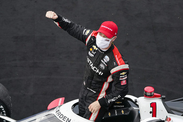 IndyCar : Josef Newgarden remporte la 1re course du Grand Prix Harvest)