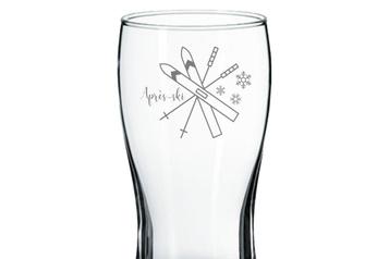 Des verres personnalisés pourl'apéro)