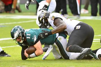 Giants et Eagles: une seule victoire chacun et pourtant en lice pour le premier rang)