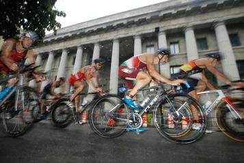 Triathlon: l'étape montréalaise reportée