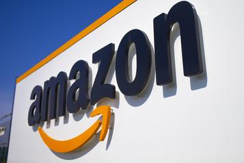 Amazon autorise certains employés à travailler de chez eux jusqu'à juin2021)