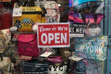 États-Unis La confiance des consommateurs s'améliore nettement en septembre)
