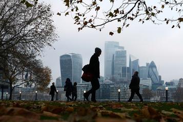 Élections britanniques: les courtiers de la City sur le pied de guerre