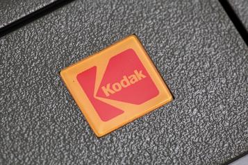Fabrication d'ingrédients pharmaceutiques: le prêt pour Kodak est sur pause)