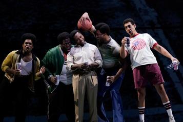 Œuvre composée par un musicien noir Une première historique au Met Opera de NewYork)