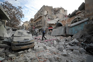 Syrie: Erdogan veut parler avec Poutine de la situation à Idleb