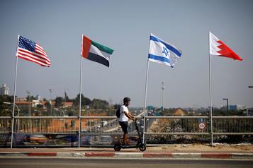 Israël reconnu par les Émirats et Bahreïn: une nouvelle ère au Moyen-Orient)