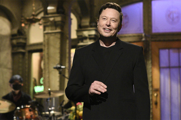 Saturday Night Live  La comédie selon Elon Musk )