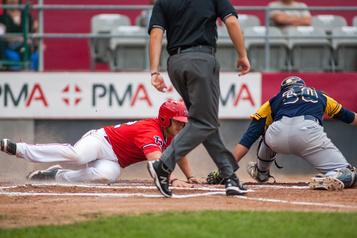 Baseball: les Capitales et les Aigles renoncent à leur tournoi)