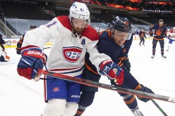 3e période Canadien2 – Oilers1)