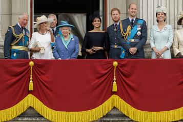 HBO annonce une série animée parodiant la famille royale britannique