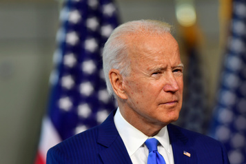 Cour suprême des États-Unis Biden appelle le Sénat à ne pas confirmer Barrett avant la présidentielle)