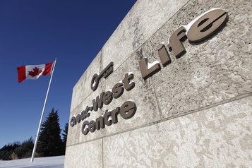 Le profit de l'assureur Great-West Lifeco atteint 863 millions)
