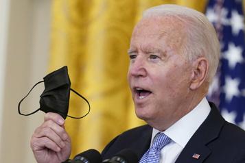 Fini «l'été de liberté» Joe Biden annonce des mesures pour relancer la vaccination)