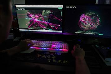 Espionnage et cyberattaques Menaces plus grandes de la Chine et de la Russie en temps de pandémie)