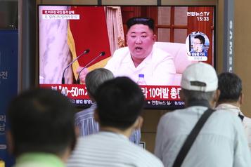 Meurtre d'un Sud-Coréen Kim Jong-un présente ses excuses)