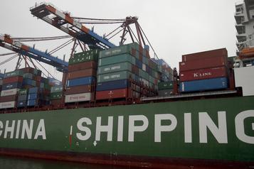 Des entreprises dénoncent en justice les taxes sur les produits chinois)